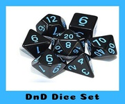 Buy DnD Dice Set and Get Free Shipping Over 30$ on Bluewizardgaming