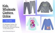 High-Quality kids wholesale clothing online from CC Wholesale Clothing